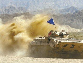 国际军事比赛中国军人展示真实实力