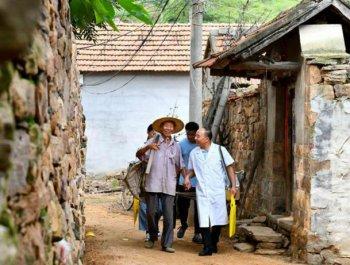 中国医师节——致我们可爱的乡村医生