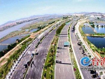 下月厦门到漳州市区只需20多分钟车程