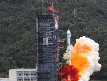 中国北斗系统再添两颗卫星