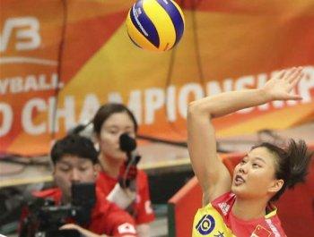 女排世锦赛:中国队无缘决赛