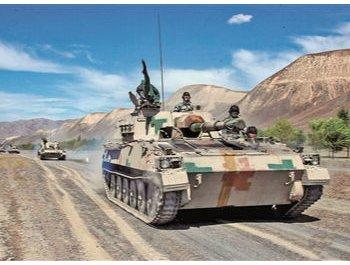 中国国防和部队设置装备摆设受广泛存眷