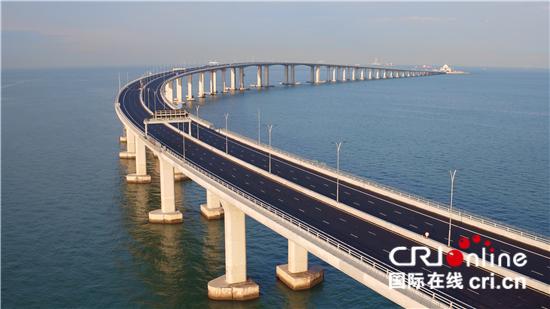 变通途 港珠澳大桥打通港澳和珠三角西部发展的 任督二脉