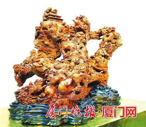 木雕艺术 非遗 湖北