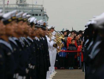 中国海军护航10周年