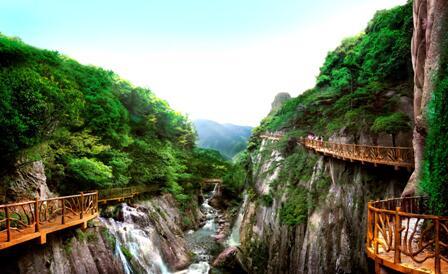 福建省永泰县风景区