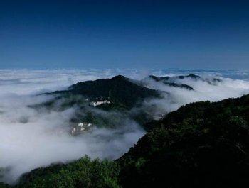 美丽乡村·湖北龟峰山村