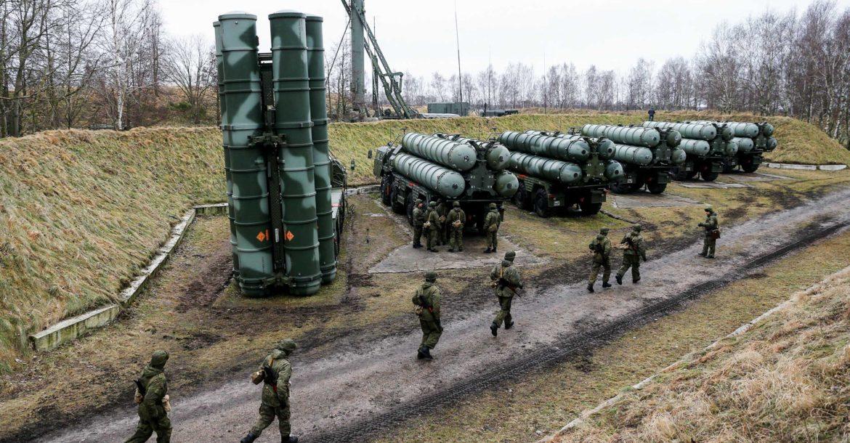 防空導彈系統及其雷達性能