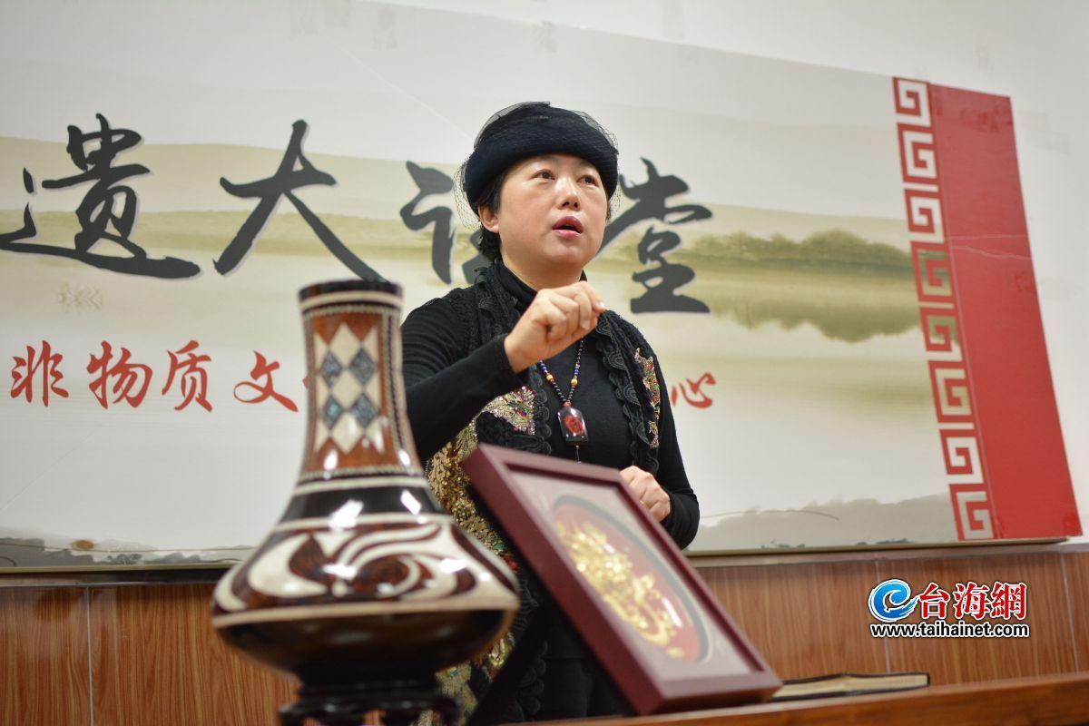 """从非遗看中国红!非遗大课堂 之""""漆艺传承的工艺智慧""""精彩开讲"""