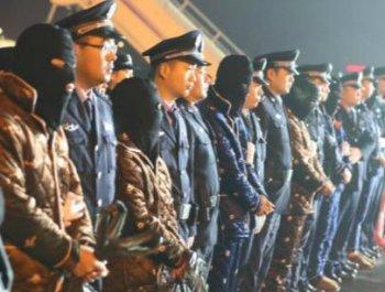 191名网络诈骗嫌犯从老挝被押解回国