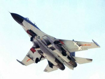 美智库:中国空军从模仿到创新