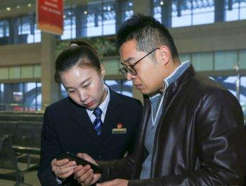 漳州火车客运值班员:每天送上万人回家