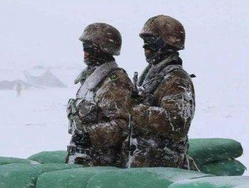 战备,这是军人专属的跨年方式!