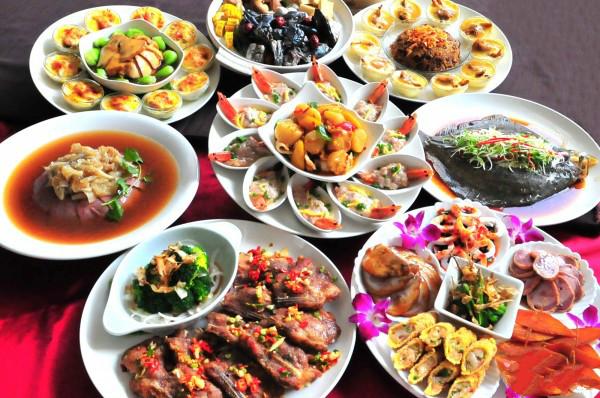 台湾年夜饭里的乡愁与温情