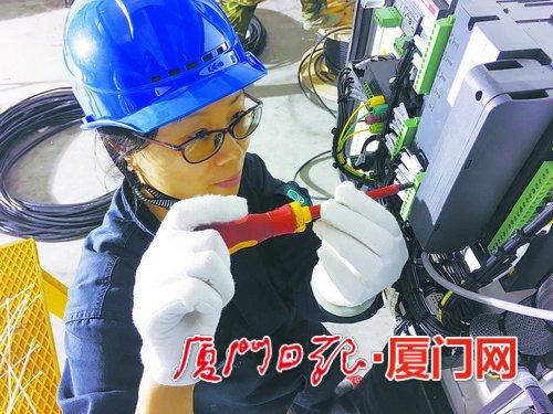 春节不停工 电力铁军确保宸鸿科技手机触控正式用电项目本月底送电