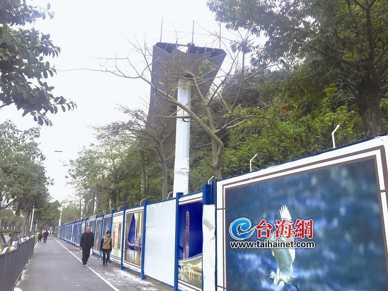 """健康步道有望10月底建成投用 将串联厦门""""八山三水"""""""