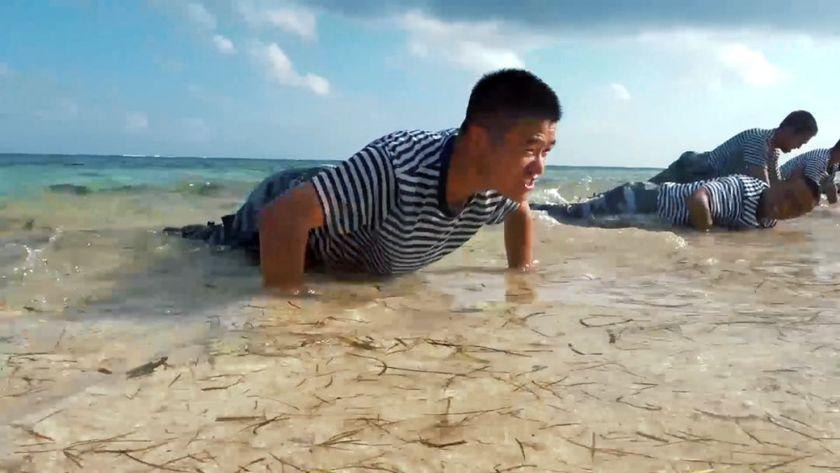 每一帧都有力量!中国24小时·天道酬勤