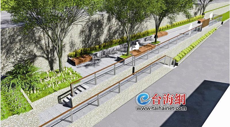 """海峡导报20周年20项暖城工程之""""街心小公园"""":小荒地将变身成公园"""