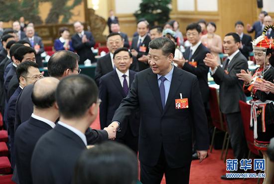 《光束快三技巧》_习近平对民营经济最新论述释放重大信号