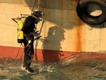 他们,见证了整部中国水下救援史