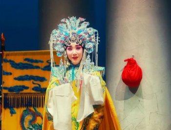 当中国京剧遇上意大利歌剧