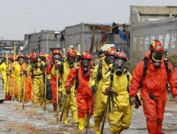 探访响水化工企业爆炸事故核心区