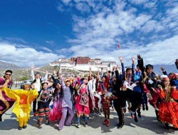 西藏非凡60年