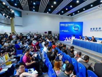 博鳌亚洲论坛2019年年会举行新闻发布会