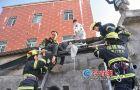 30名扑火英雄牺牲引发泉州人关注 匿名外卖致敬消防员