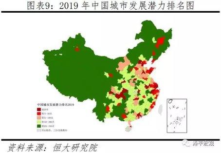 中国城市发展潜力百强榜公布!福建这些城市上榜(2)