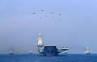 中国海军新任动静谈话人 刚亮相就火了!(3)