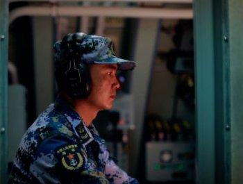 現在開始執行人民海軍時間!