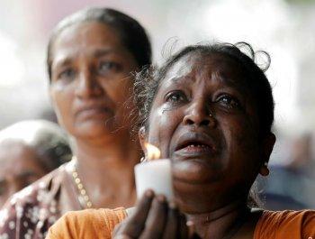 """""""伊斯兰国""""宣布对斯里兰卡爆炸案负责"""