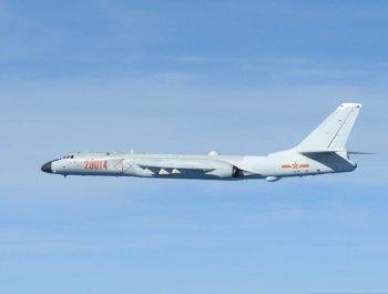 日方抗议中国舰机穿越海峡