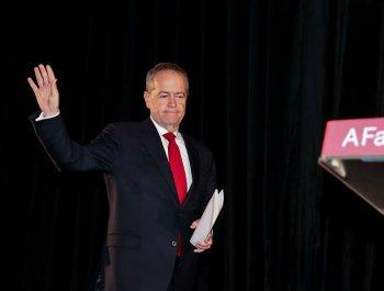 澳大利亚工党领袖宣布败选