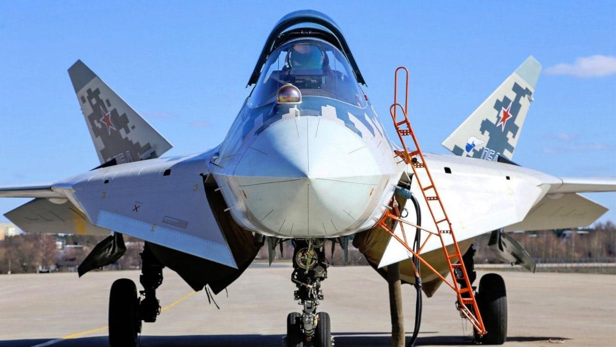 俄媒披露俄军苏57列装计划 总量预计达到250架