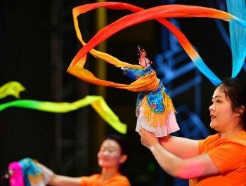 福建晋江举办文化旅游节
