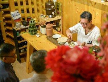 吉隆坡茶艺师:改变人生的中国茶