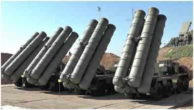 购俄制S-400防空系统遭美制裁威胁 土耳其终于决定要反击了!