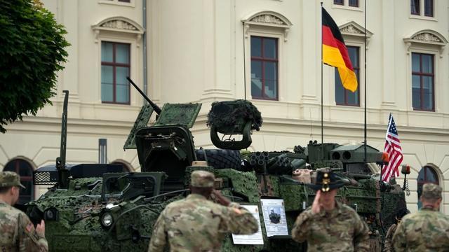 美国要求德国向叙利亚派兵取代美军,默克尔:不同意