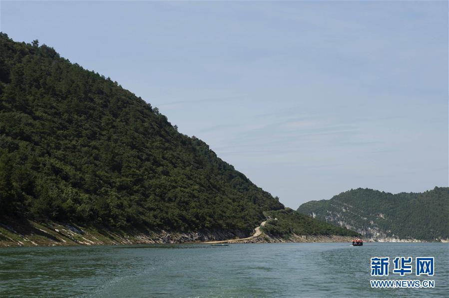 乌江:红军在江 死了这里开始反攻