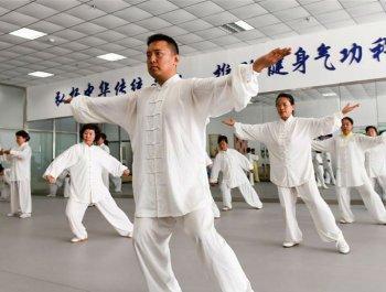 奔跑吧,健康中國——全民健身在路上