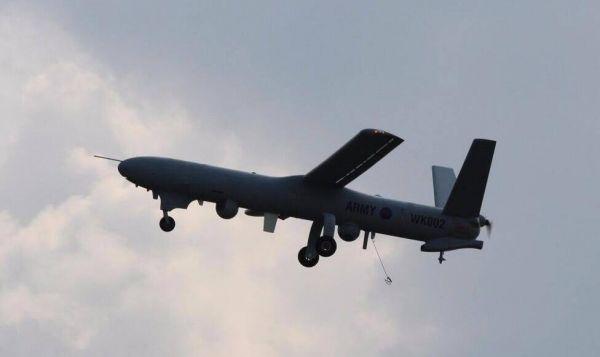 """英军""""守望者""""无人机坠毁:同型机已坠毁5架"""