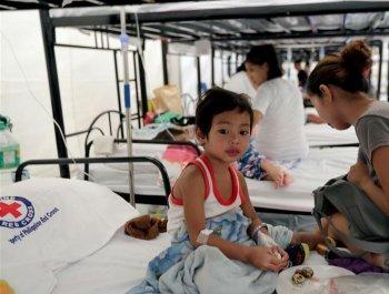 菲律宾全国超过14.6万人感染登革热