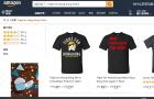 """售卖""""港独T恤"""",亚马逊""""口惠而实不至"""",网友不买账"""