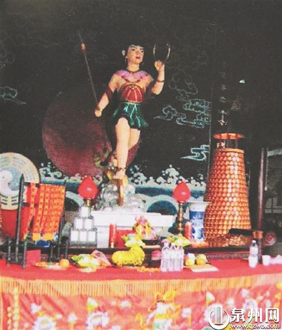 亚博国际泉州:七座庙宇奉祀三太子 哪吒信仰古已有之