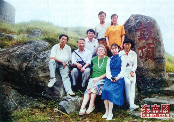 福州鼓岭故事:跨越山海续写团圆 中美民间交流典范
