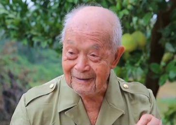 这位传奇老兵曾歼敌400多名荣获一等功 却深藏功名36载