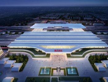 福州火车站将成全国第二大火车站