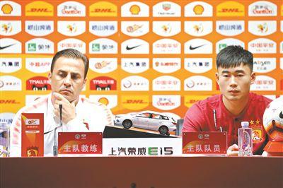 广州恒大今晚主场迎战武汉卓尔卡帅提醒:我们不能犯错